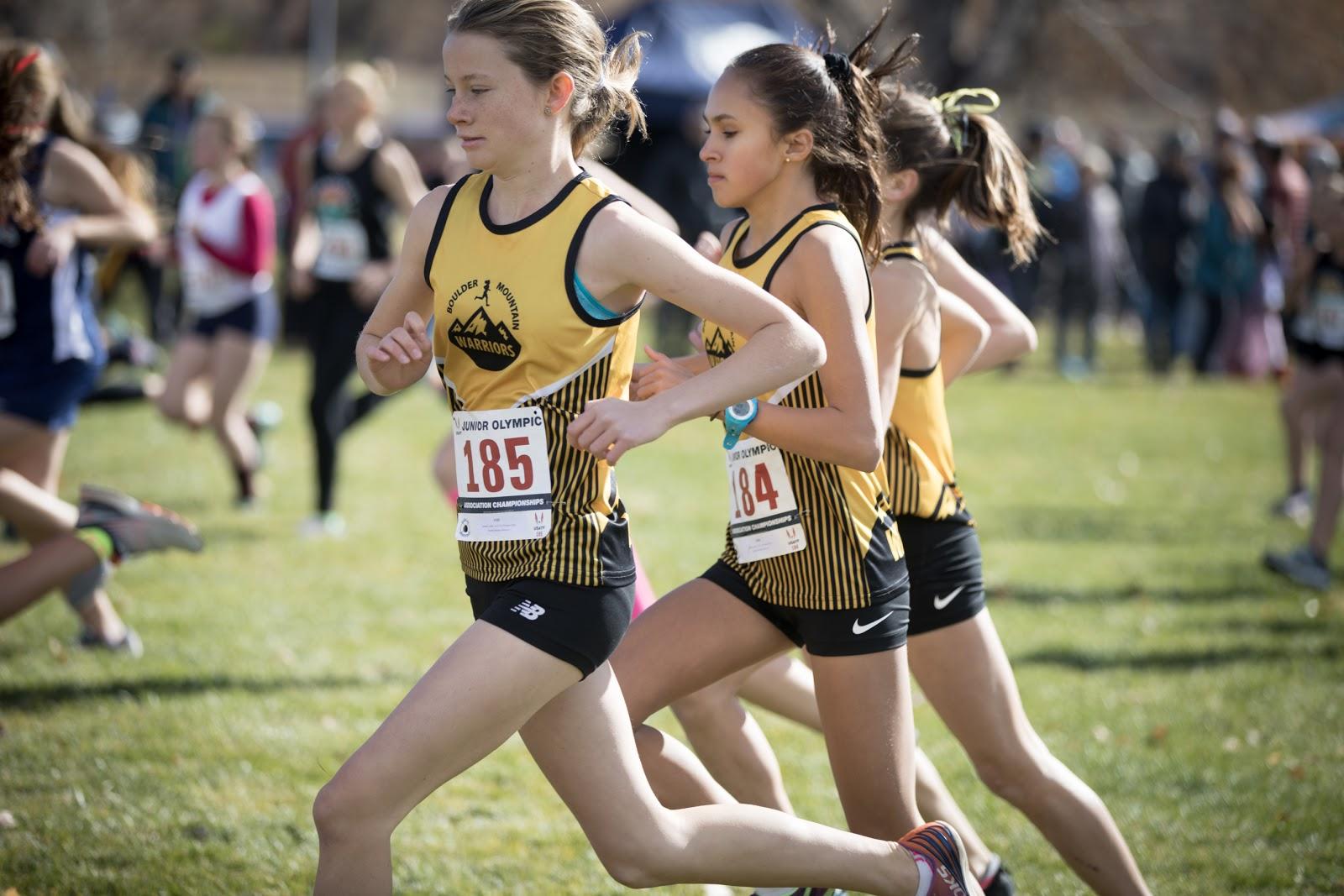 Girls Running - The Book - Melody Fairchild